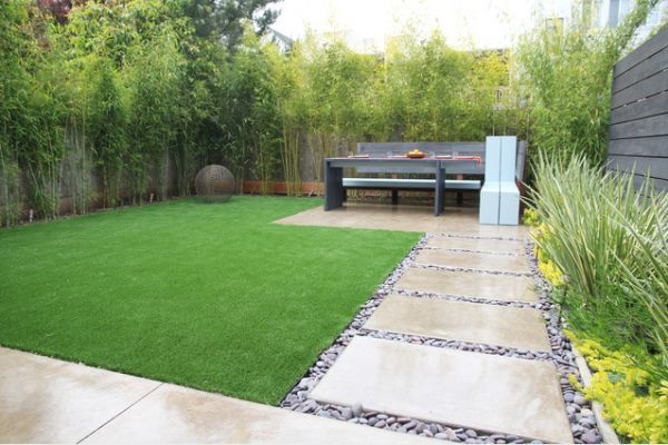 Modern Pathway Design Ideas To Increase The Value Of Your Home Large Backyard Landscaping Small Backyard Landscaping Modern Landscaping