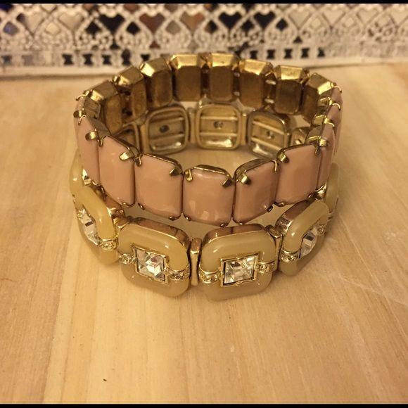 2 LOFT bracelets A set of 2 bracelets from LOFT. LOFT Jewelry Bracelets