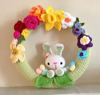 Photo of flappergirl425's Spring / Easter Wreath