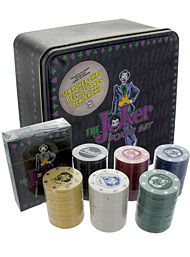 The Joker Poker Game Set