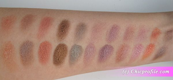 10 Color Blush Palette by Coastal Scents #8