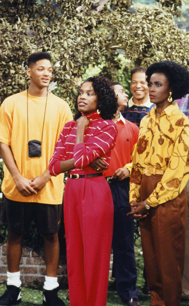Awesome Neck Candy from Will Smith us Craziest Looks on The Fresh Prince of Bel Air