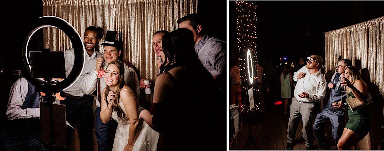 Toccoa Falls Wedding Reception
