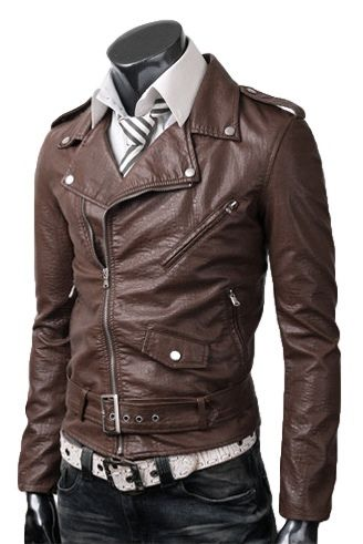 brown leather jackets | At style | Pinterest | Best Leather jacket ...
