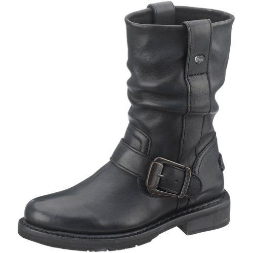 Harley Davidson Women's Darice Motorcycle Boot leather