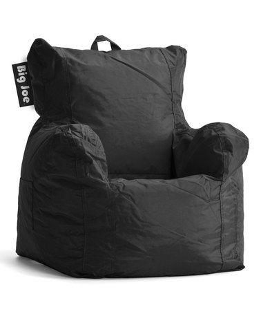 Love This Limo Black Big Joe Cuddle Chair On Zulily Zulilyfinds