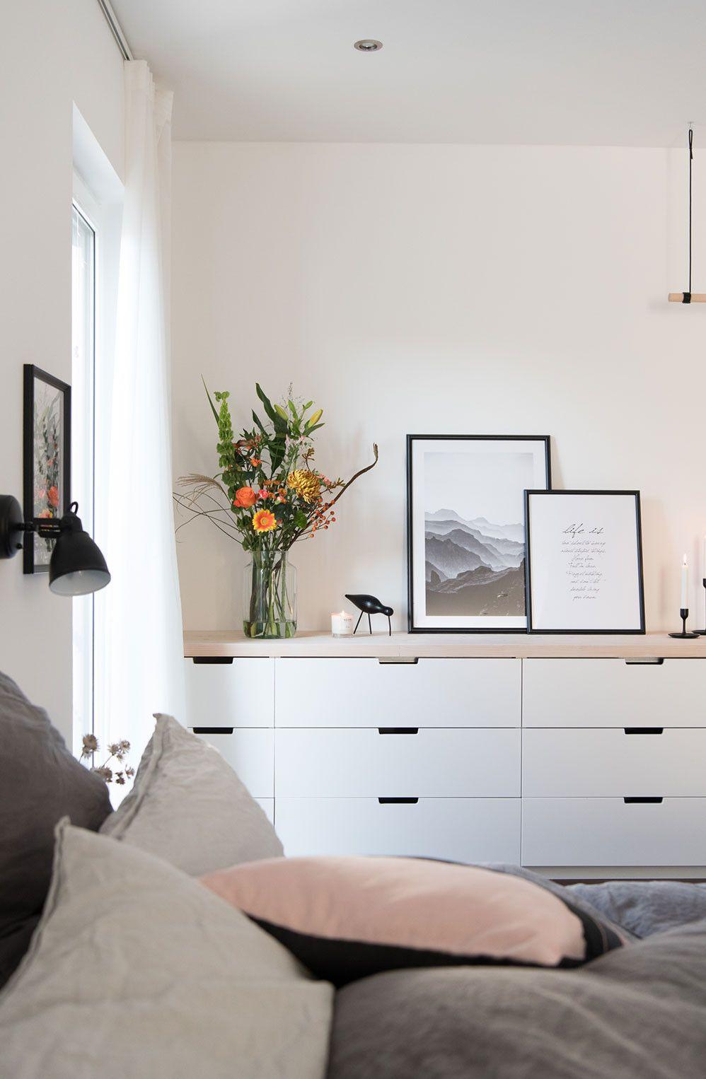 schlafzimmer ikea nordli kommode mit Bildern ...
