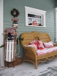 cottage christmas decorating - Google Search