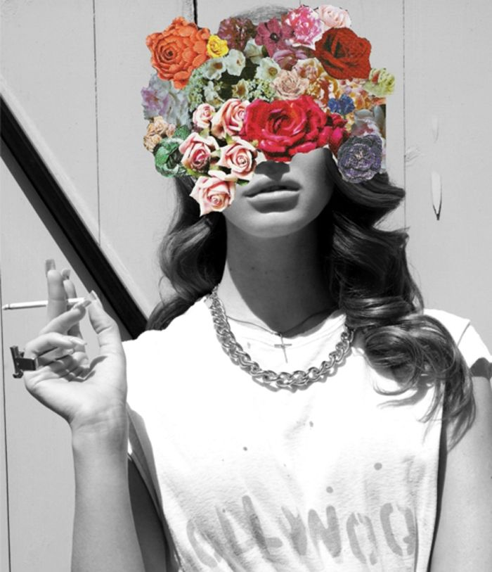 i see flowers - lana del ray