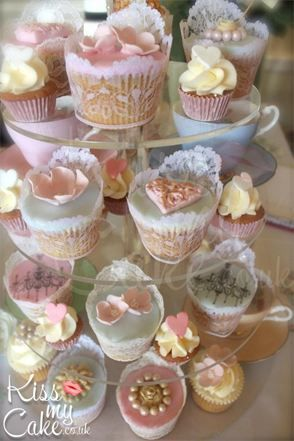 Wedding Cupcake Package Tower Portsmouth Cupcakes Hampshire