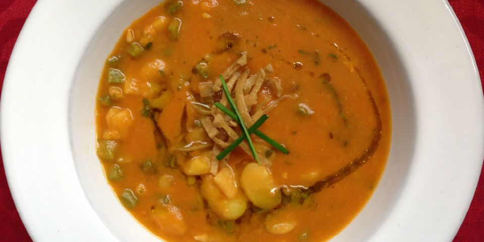#Receta Sopa de habas y nopales – Animal Gourmet