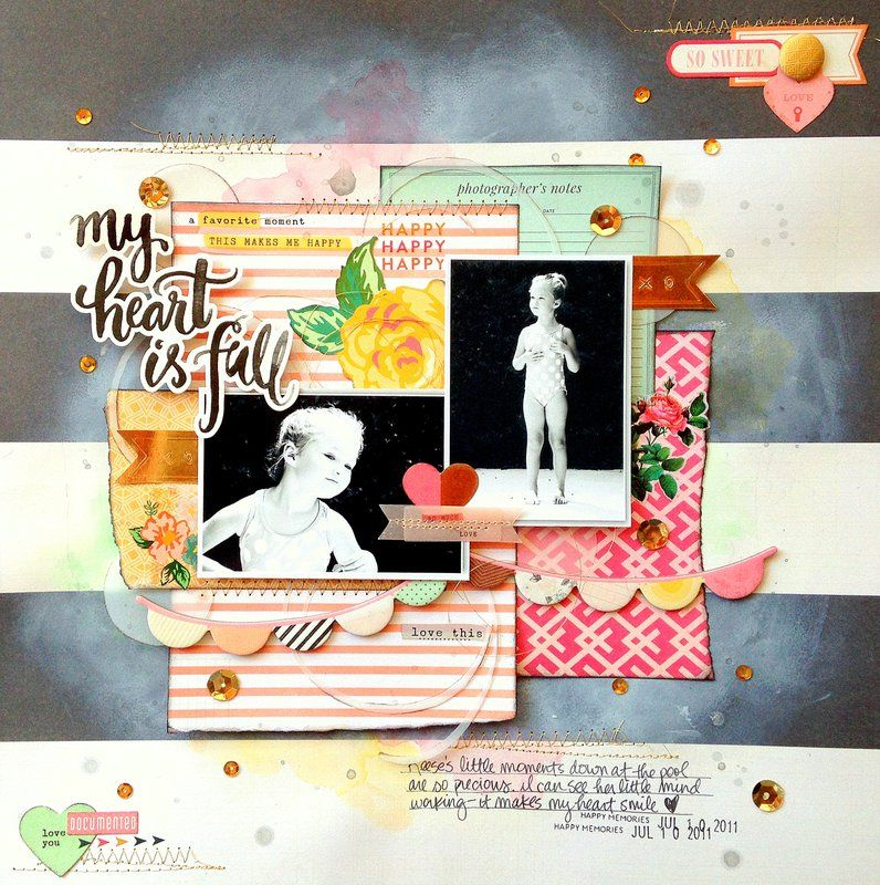 Creative Scrappers DT Project - Sketch 282 - Crate Paper Open Book collection - sketch by Juliana Michaels