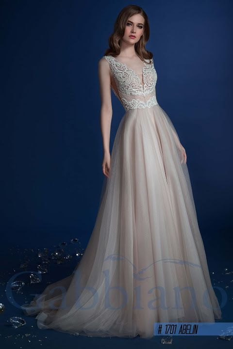 708c574f923 Свадебное платье 1701 Abelin