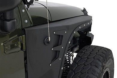 Smittybilt Xrc Armor Fenders Jeep Wrangler Fenders Jeep Fenders Jeep Wrangler Jk