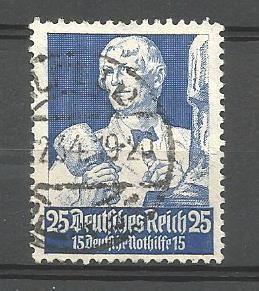 D E U T S C H E R REICH - MICHEL nr 563 - (5536) oppføring i Tyskland & koloniene,Europa,Frimerker kategorien på eBid Norge  http://skandinavian-stamps.ebid.net/