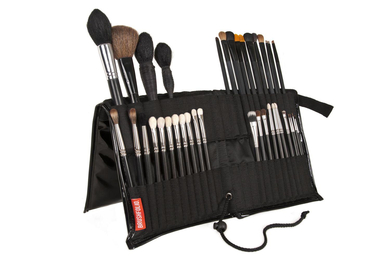 Brushfolio makeup brush stand Makeup brush organization
