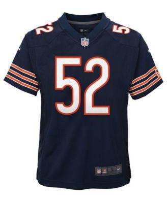 093b9965 Khalil Mack Chicago Bears Game Jersey, Toddler Boys (2T-4T ...