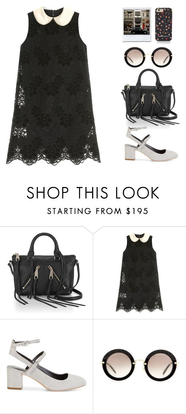 """""""N°103"""" by yellowgrapes ❤ liked on Polyvore featuring mode, Rebecca Minkoff, Dolce&Gabbana, Miu Miu, women's clothing, women, female, woman, misses en juniors"""
