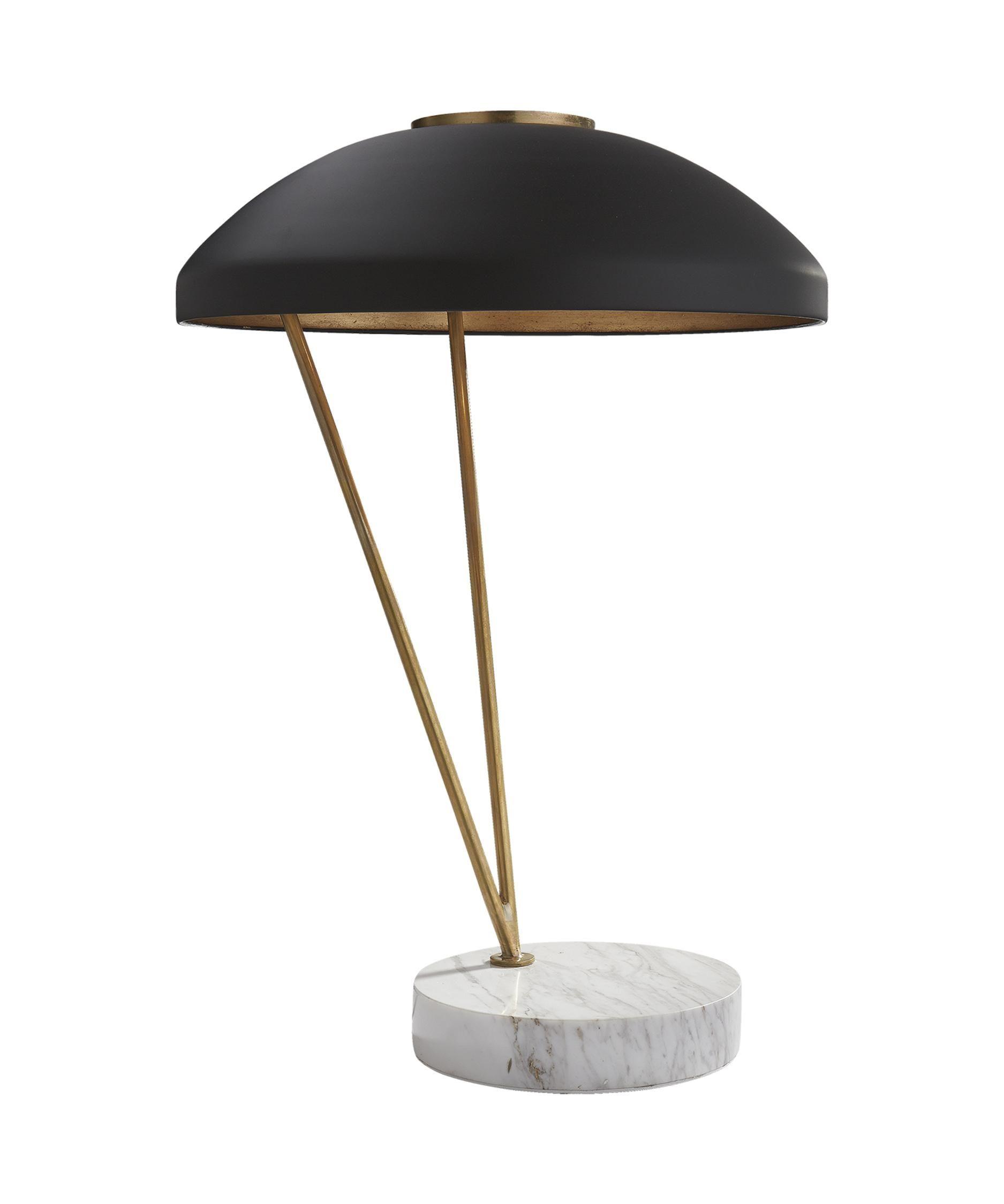 Visual comfort kelly wearstler coquette inch high desk lamp in