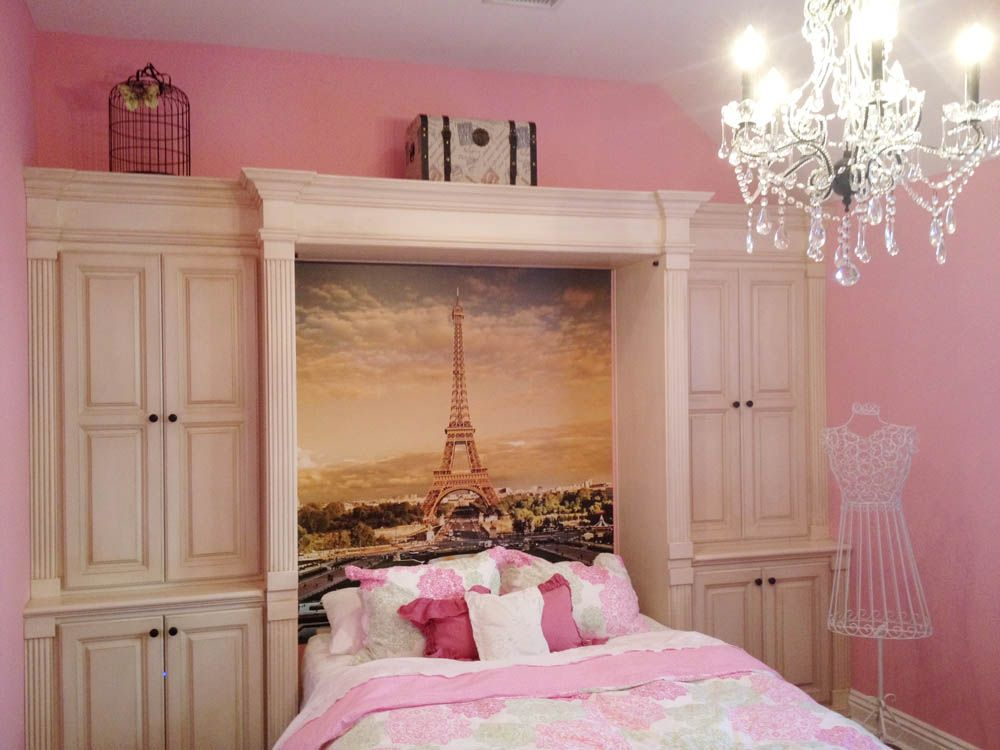 Eiffel Tower Bedroom Decor | ... the eiffel tower into your bedroom ...