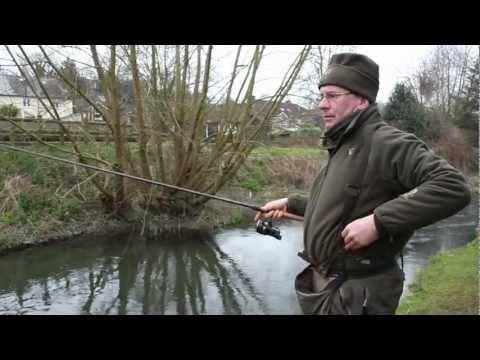 DUNCAN CHARMAN RIVER FLOAT FISHING - http://fishinghq.net/duncan-charman-river-float-fishing/