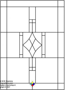 Free Printable Glass Fused Patterns Free Stained Glass Patterns