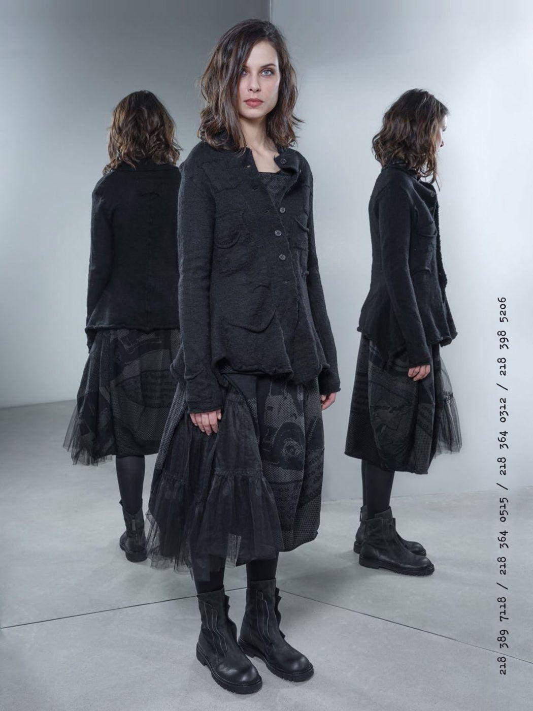 38e5710531509f Rundholz Black Label Preview Winter 2018 - Select Mode Blog