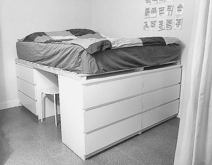 Elegant Kleiderstange Muebles Habitacion Juvenil Decoraciones De Interiores Dormitorios Camas Altas