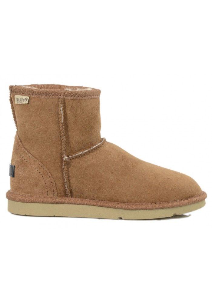 a7ca688c9a6 KOALABI ULTRA SHORT Chestnut Boots - AU$139.00 | MEN CLASSIC | Boots ...