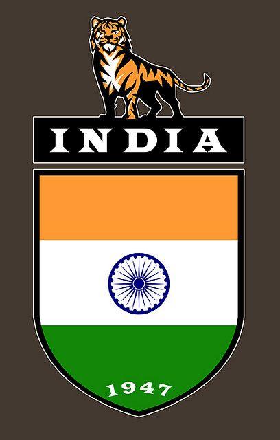 India themed t-shirt design