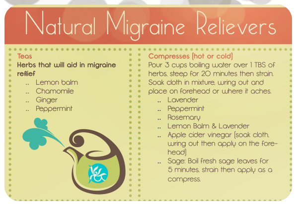 Home Remedies For Migraines Manual Guide