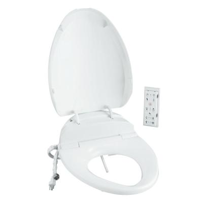 Kohler C3 050 Electric Bidet Seat For Elongated Toilets In White