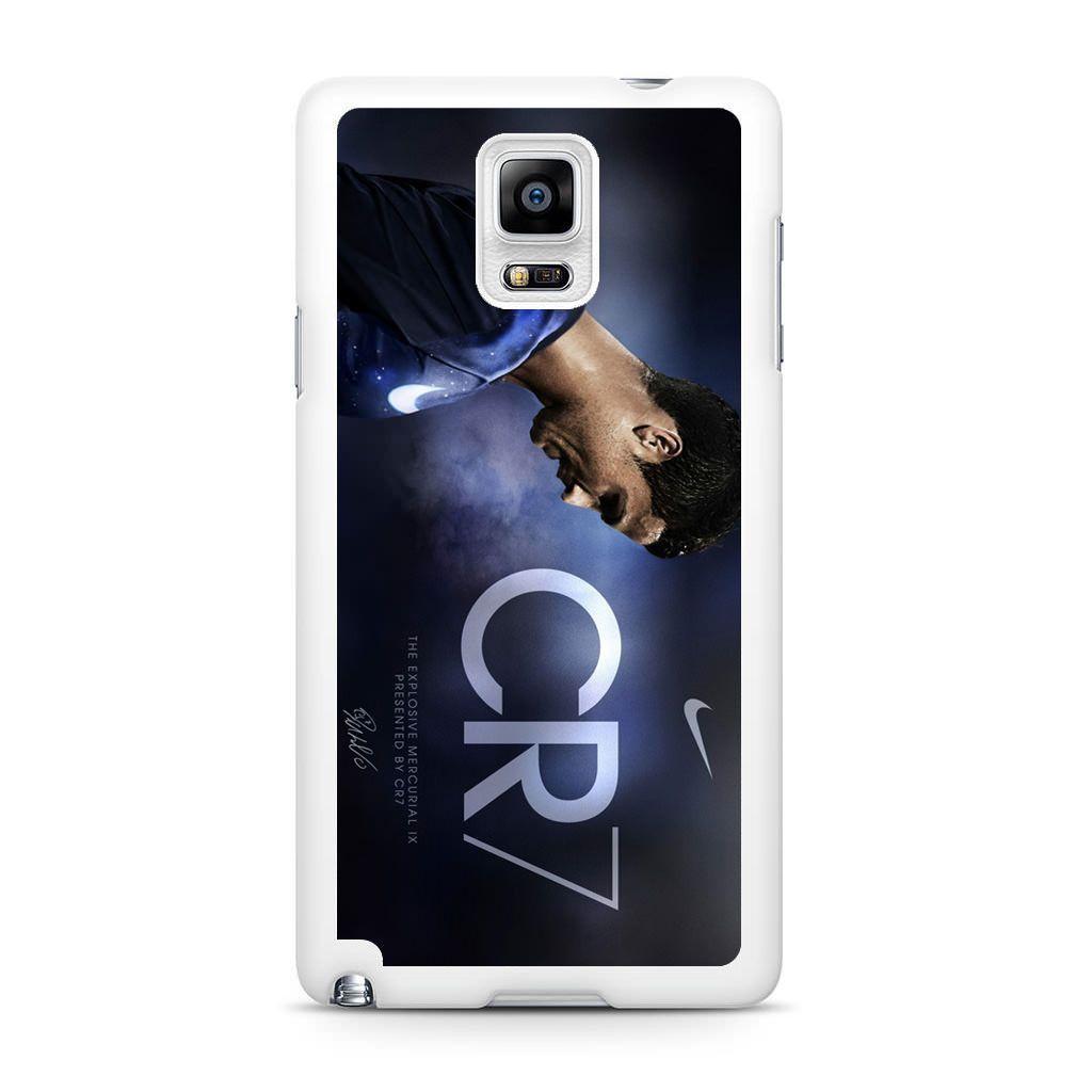 Cristiano Ronaldo CR7 Samsung Galaxy Note 4 Case