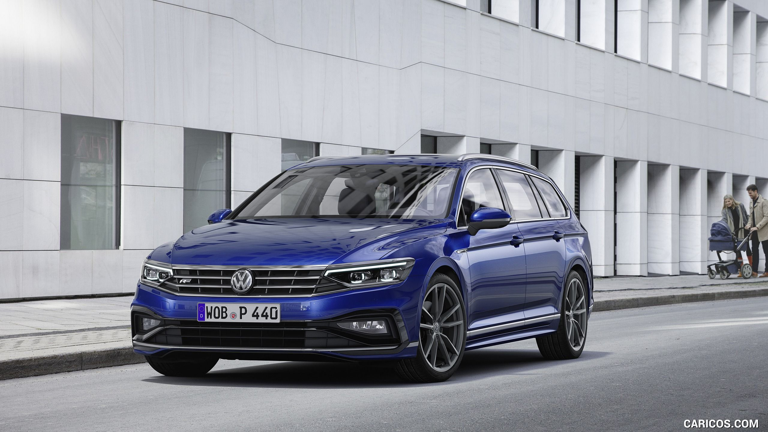 2020 Volkswagen Passat Variant Eu Spec Rear Three Quarter Hd Vw Wagon Jetta Wagon Volkswagen Passat