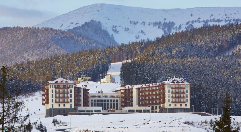 Буковель Отель