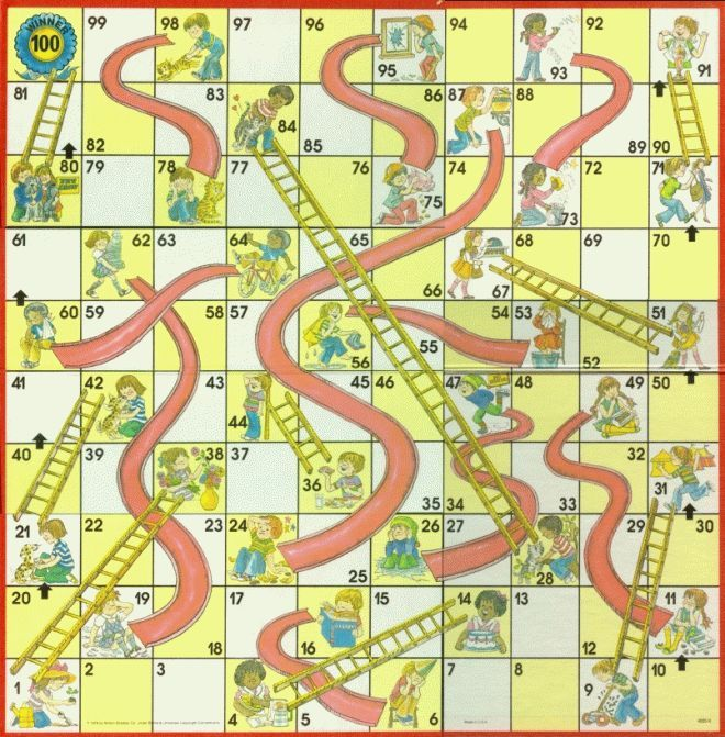 picture relating to Chutes and Ladders Board Printable titled Healing Chutes and Ladders College Counseling Designs