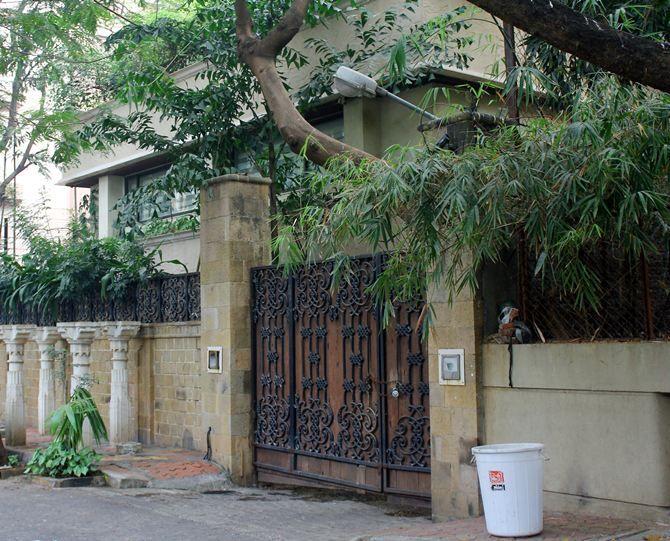 Anil Kapoor house in Mumbai, Maharashtra, India