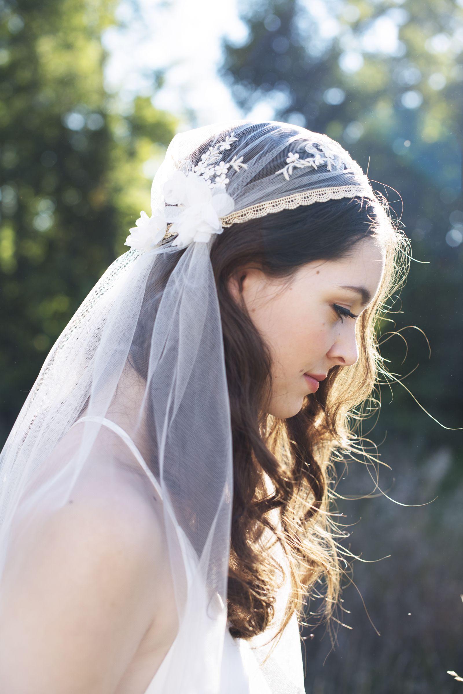 bridal beauty shoot for blair nadeau millinery 2015 catalogue model