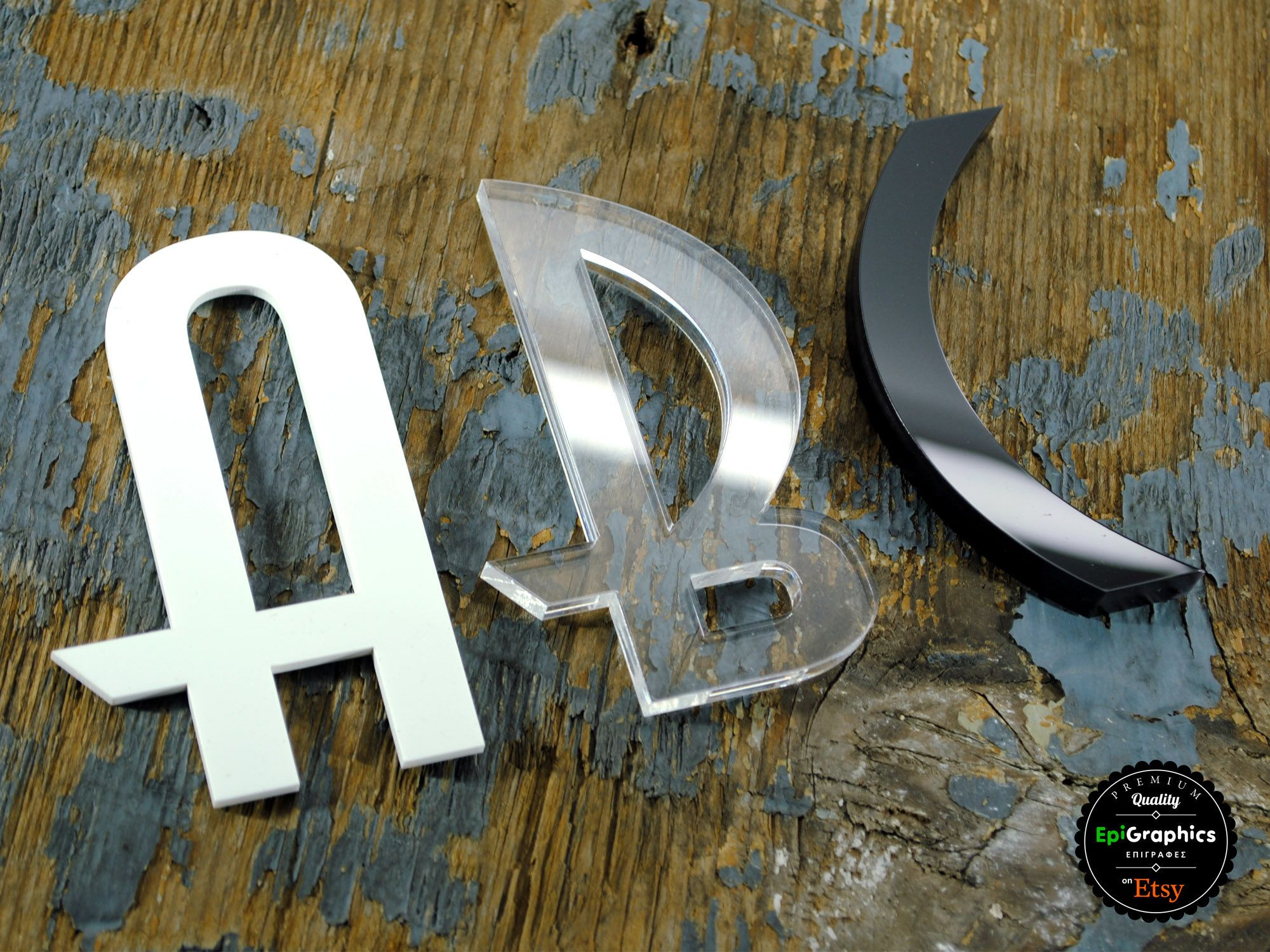 Acrylic Letters And Numbers 3mm 5mm 10mm Acrylic Letters Letters Numbers Lettering