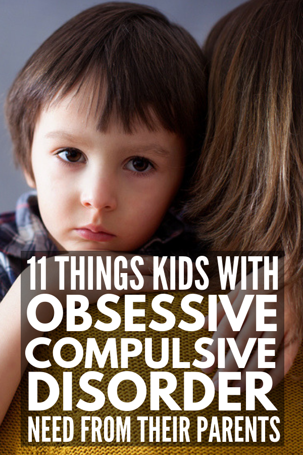 How to Help a Child with OCD at Home: 11 Tips For Parents   Stuff