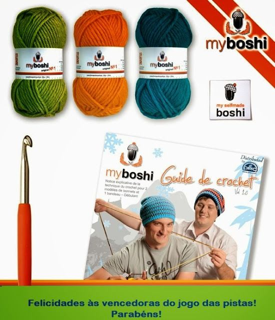 your Boshi, your style!