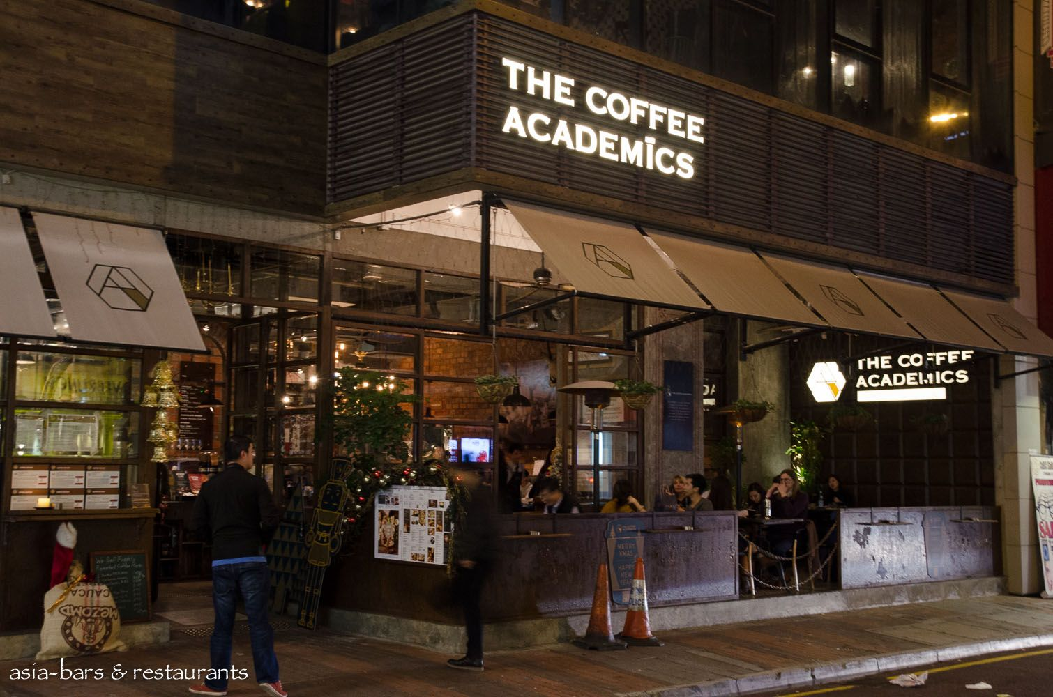 Image Result For The Coffee Academics Hong Kong Restaurant Design Restaurant Bar Restaurant