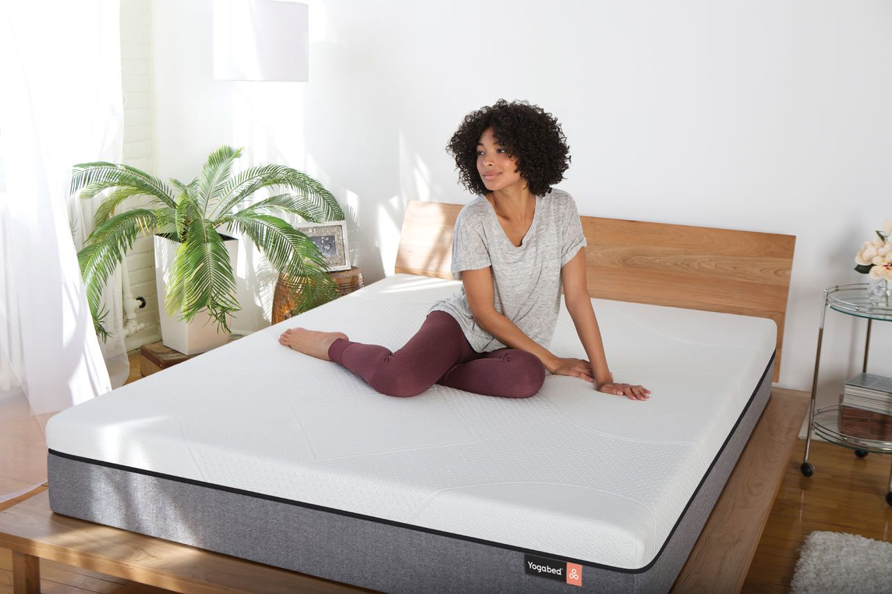 Yogabed Sleep Heaven In A Box Roll Up Mattress Dream