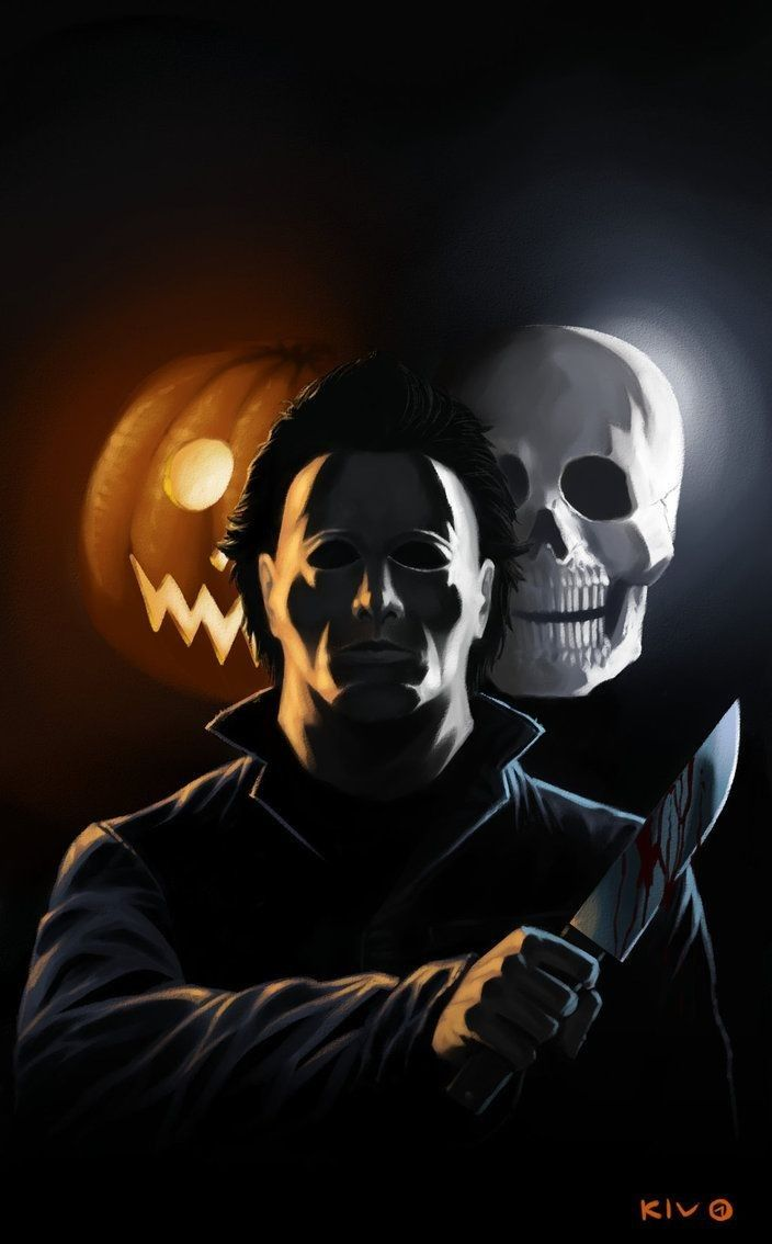 Pin by melissa Johnson on Halloween Michael Myers