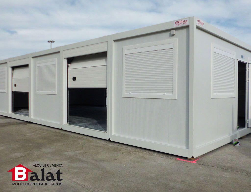 M dulo prefabricado a medida en puerto pesquero caseta - Balat modulos prefabricados ...