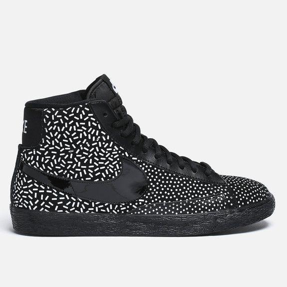 Nike - Blazer Mid Print. Free DeliveryWomen's Shoes ...