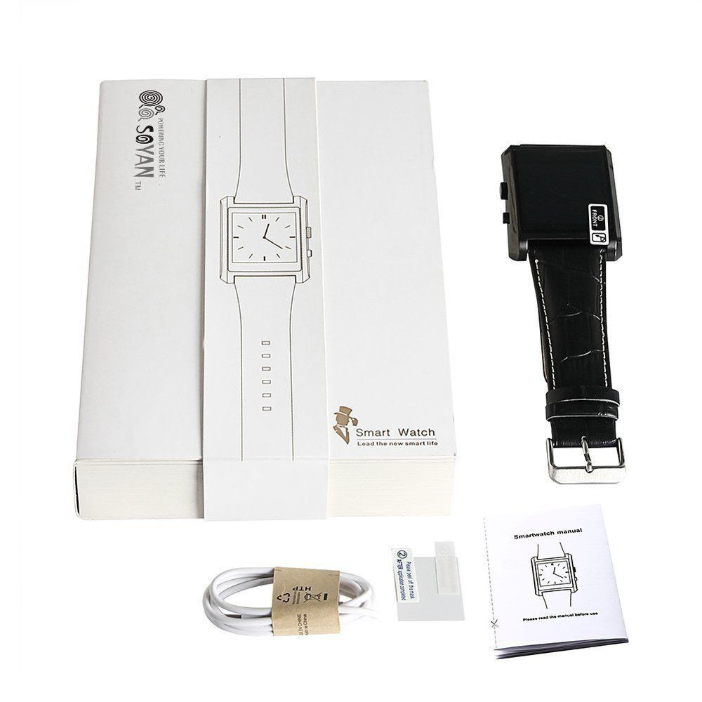 Joso Bluetooth 4 0 Smart Watch Waterproof Handsfree Fitness