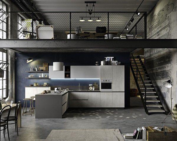 30 Industrial Style Interior Designs | Cuded