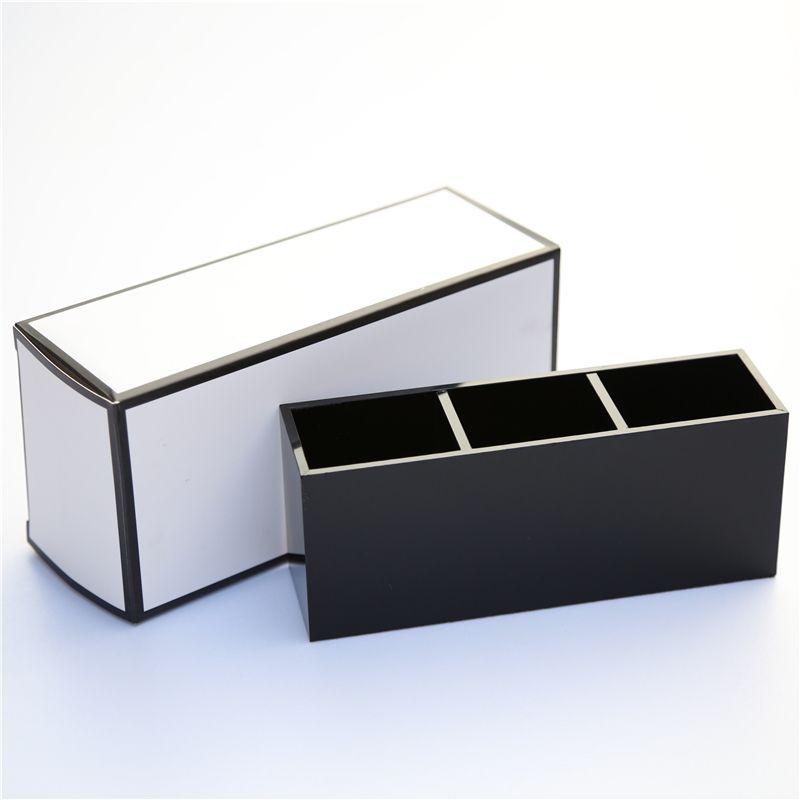 Mode marques 3 grille de toilette boîte de rangement / haute qualité acrylique bijoux de stockage cas cosmétique dans Boîtes de Rangement de Maison & Jardin sur AliExpress.com | Alibaba Group