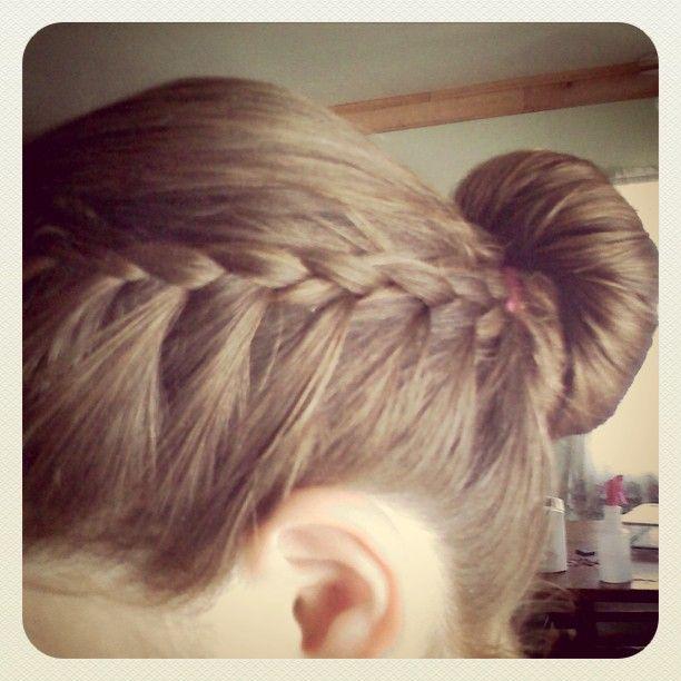 Pin By Abigael Joy On Dancewear Dance Hairstyles Recital Hairstyles Ballet Hairstyles